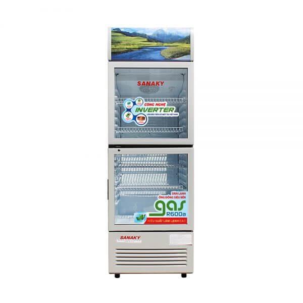 Tủ mát Inverter Sanaky VH-359W3