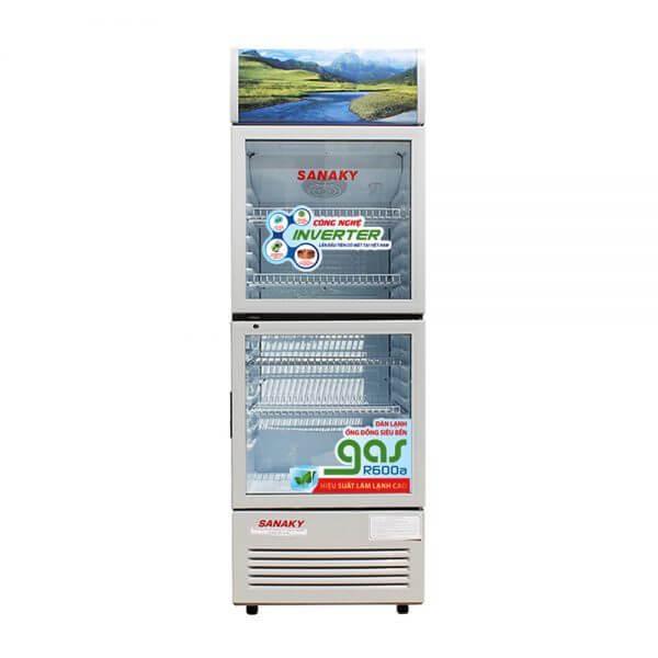 Tủ mát Inverter Sanaky VH-409W3